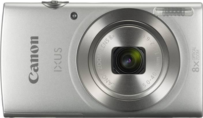 Canon IXUS 185 Point and Shoot Camera