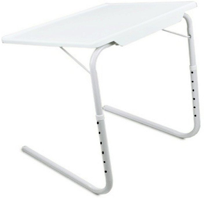 Frazzer Plastic Portable Laptop Table