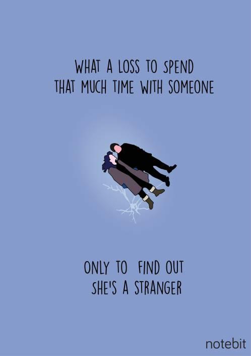 Eternal Sunshine Of The Spotless Mind Minimalistic Movie Poster
