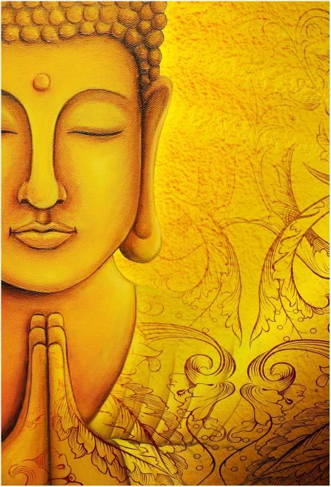 Buddha Wallpaper Photographic Paper