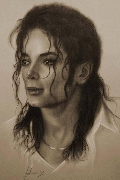 Athah Poster Michael Jackson Legendary Pop Artist by Paper Print
