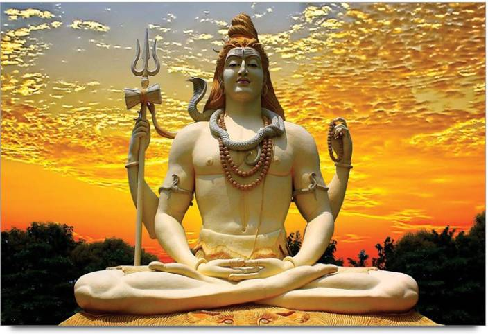 Amy Lord Shiva 3d Poster Nature Posters In India Buy Art Film
