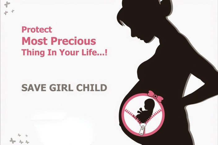 save girl child article in newspaper