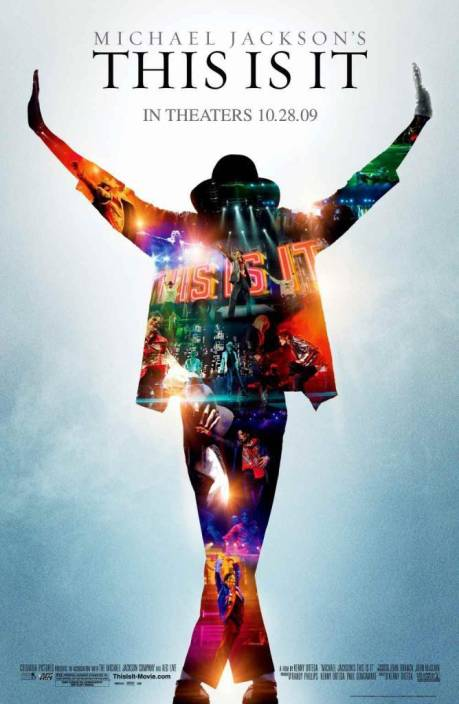 Michael Jackson This Is It (A) Poster Paper Print
