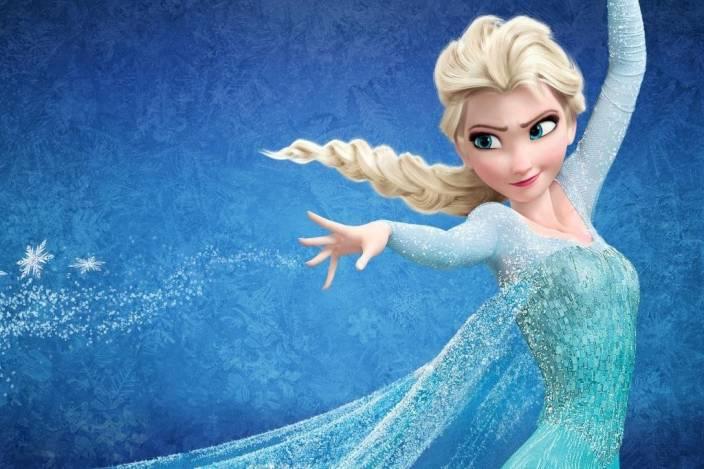 Disney Frozen Elsa Poster Photographic Paper