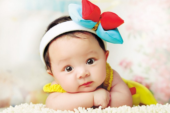 For Cute little girl opinion