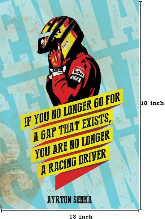 Senna Race Car Driver Movie