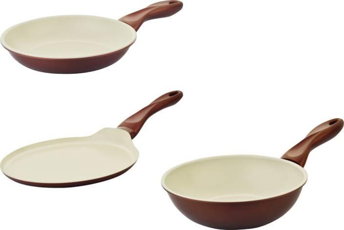 Mondo Ceramic Coated Cookware Set Pan