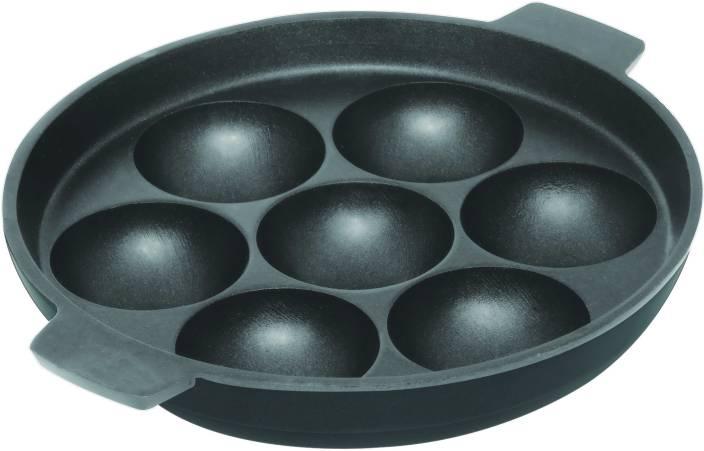 Visalam Cookwares Induction Kuzhi Paniyaram Paniyarakkal