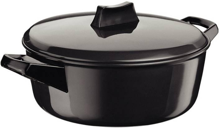 Hawkins Futura Hard Anodized Cook-n-Serve Bowl Pot 3 L