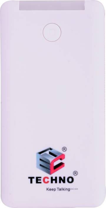 Techno 6000 mAh Power Bank (TEC-112) Price in India - Buy Techno