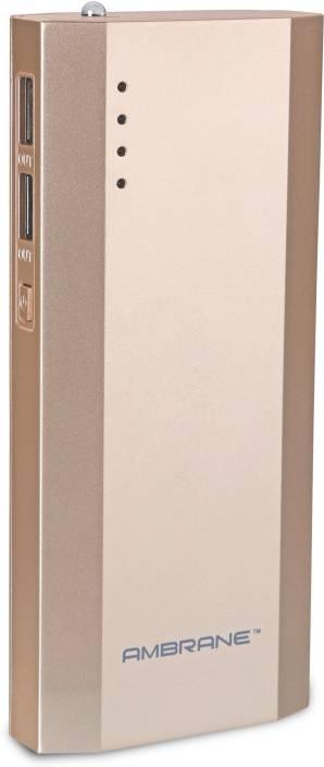 Ambrane 10000 mAh Power Bank (P-1111, NA)