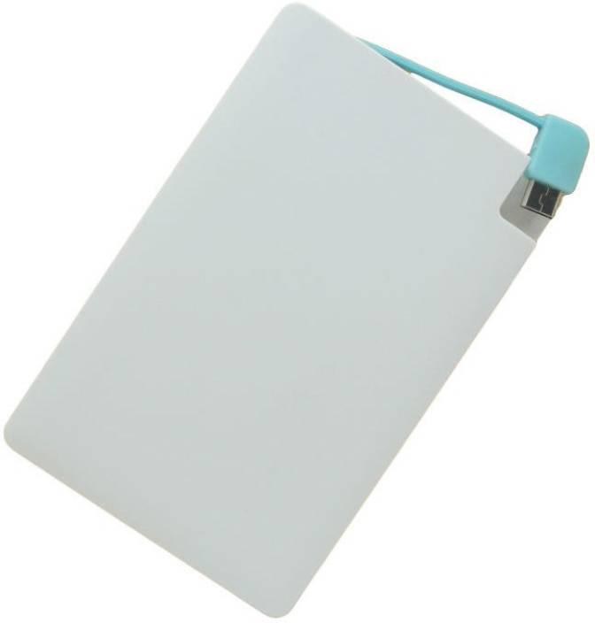 Wayona 2500 mAh Power Bank (W5, Ultra Slim Credit Card Style)