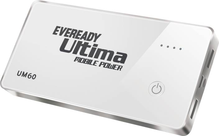 Eveready UM 60 6000 mAh Power Bank