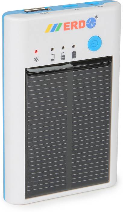 ERD LP-701 PB Solar Mobile Charger ?  2500 mAh Power Bank