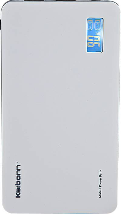 Karbonn Polymer 10 10000 mAh Power Bank
