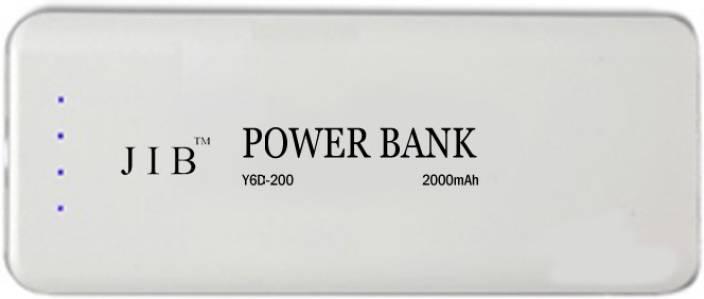 JIb 20000 mAh Power Bank (NMP6D, Fast charging battery bank)