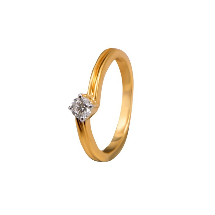Joyalukkas joyalukkas Pride collection Diamond Ring 18kt Yellow Gold