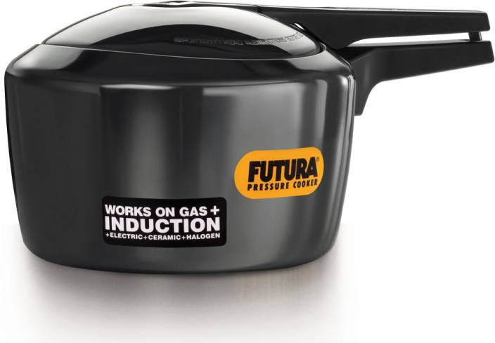 Hawkins Futura 3 L Pressure Cooker with Induction Bottom