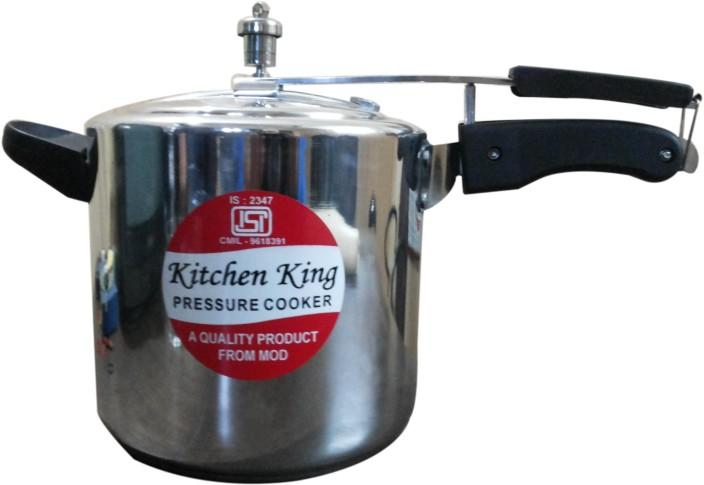 Kitchen King 7 L Pressure Cooker