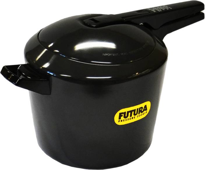 fe5fa3144aa Hawkins Futura 7 L Pressure Cooker with Induction Bottom Price in ...