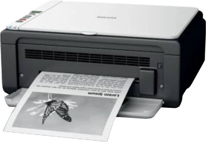 Ricoh Aficio SP 100SU Multi-function Printer
