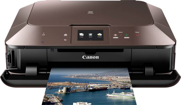 Canon PIXMA MG7170 All-in-One Inkjet Printer