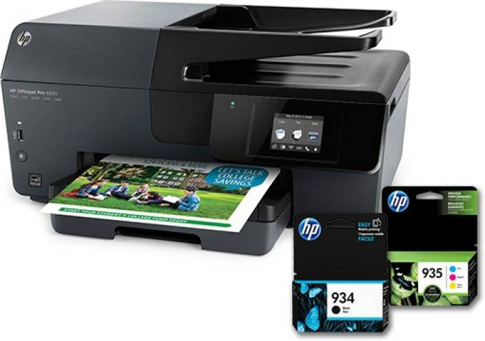 HP Officejet Pro 6830 e-All-in-One Single Function Wireless Printer