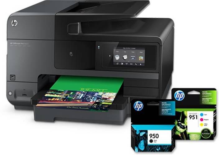HP Officejet Pro 8620 e Multi-function Wireless Printer