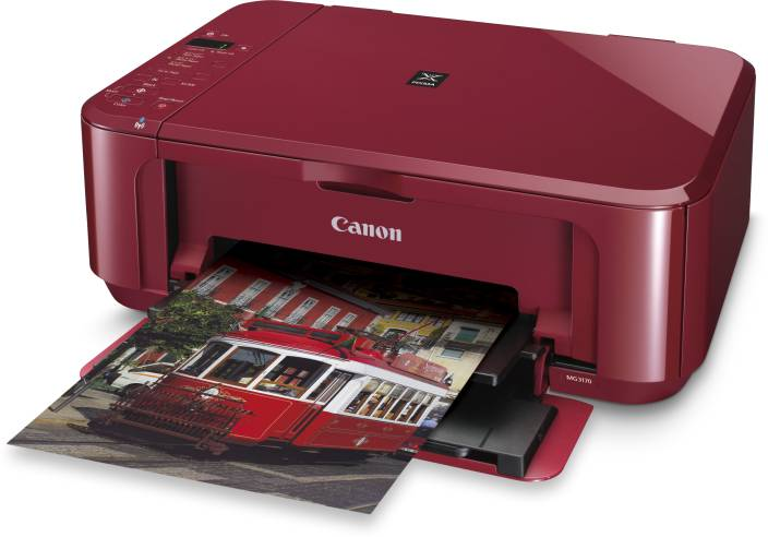 Canon PIXMA MG3170 Multifunction Inkjet Printer