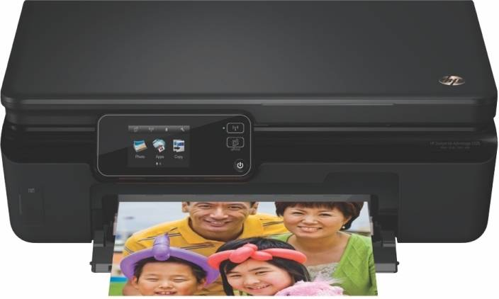 HP Deskjet Ink Advantage 5525 e-All-in-One Wireless Printer