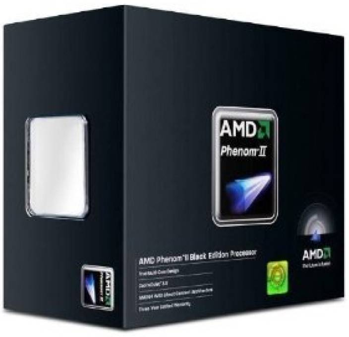 AMD 3 GHz AM3 Phenom II 960T Processor