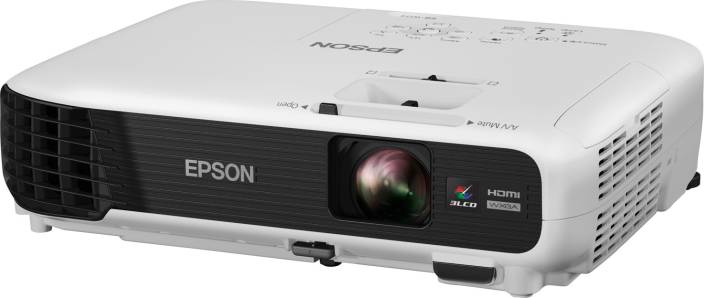 Epson Eb W04 Portable Projector