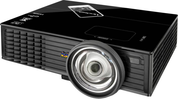 View Sonic PJD 6383s Projector