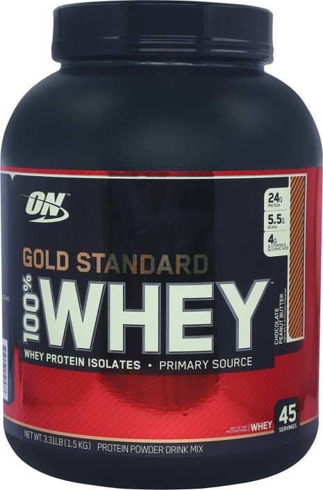 Cheapest gold standard whey protein