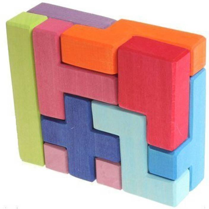 Grimm S Spiel And Holz Design Grimm S Pentomino Game Wooden