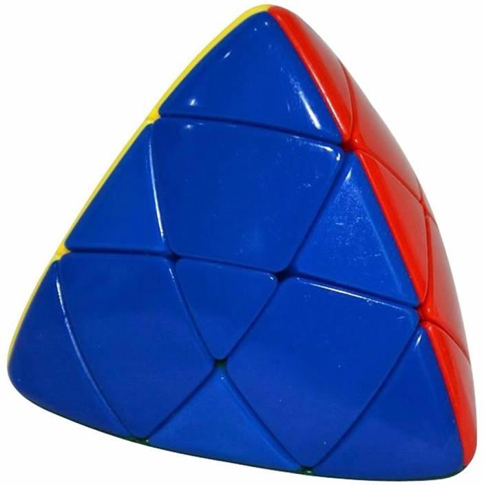 Imported Shegshow Pyramid Cube Magic Rubik Cube Shegshow Pyramid