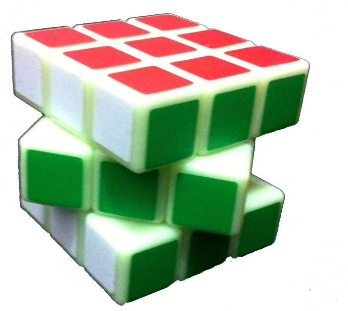 Toy Ville 3x3x3 Magic Rubik Cube