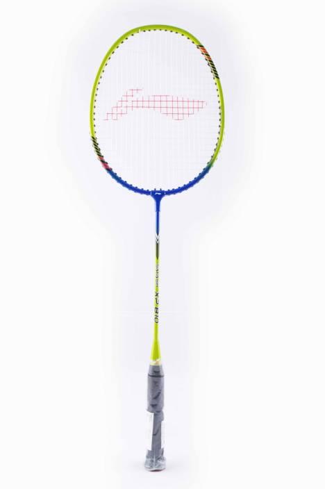 li ning xp810 multicolor strung badminton racquet buy li ning