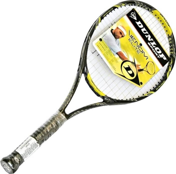 Dunlop Venom Elite Strung Tennis Racquet
