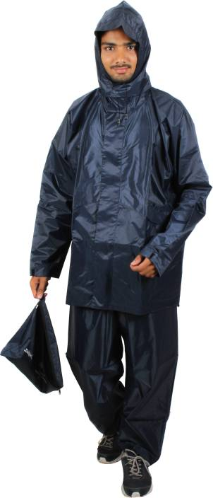 fine craftsmanship hot-selling biggest discount Duckback Solid Men's Raincoat