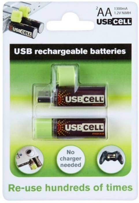 Its Our Studio Usb Cell Rechargeable Aa Batteries