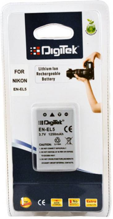 Lithium ion enel8 battery