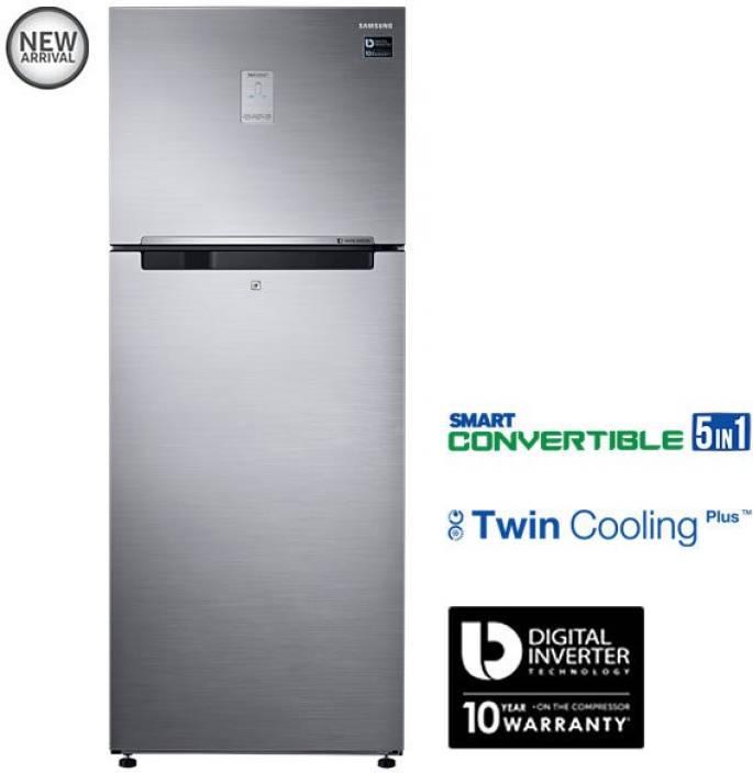 Samsung 476 L Frost Free Double Door Refrigerator