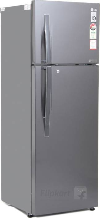 9bb110613 LG 308 L Frost Free Double Door 4 Star Refrigerator Online at Best ...