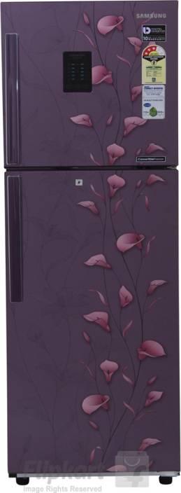 Samsung 253 L Frost Free Double Door 3 Star Refrigerator