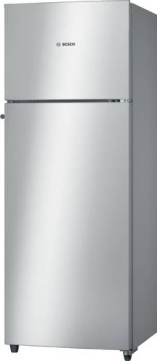 Bosch 350 L Frost Free Double Door 2 Star Refrigerator