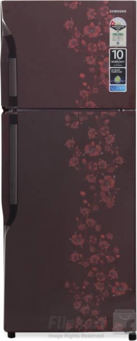 Samsung 255 L Frost Free Double Door 1 Star Refrigerator