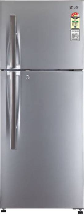 ed0aef4f3cab LG 258 L Frost Free Double Door 4 Star Refrigerator Online at Best ...