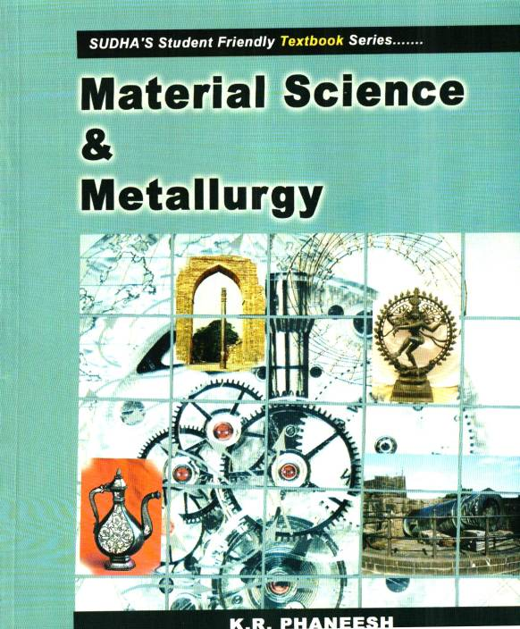 Material Science And Metallurgy (VTU): Buy Material Science